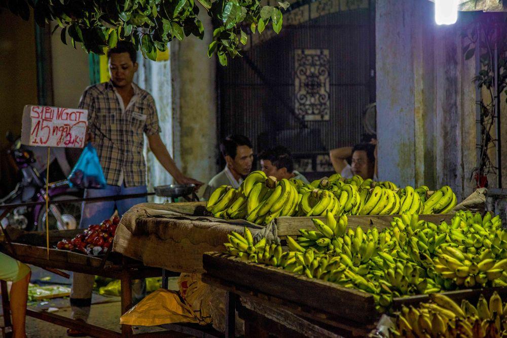 Photo in Cityscape #magaflor #bananes #district 9 #saigon