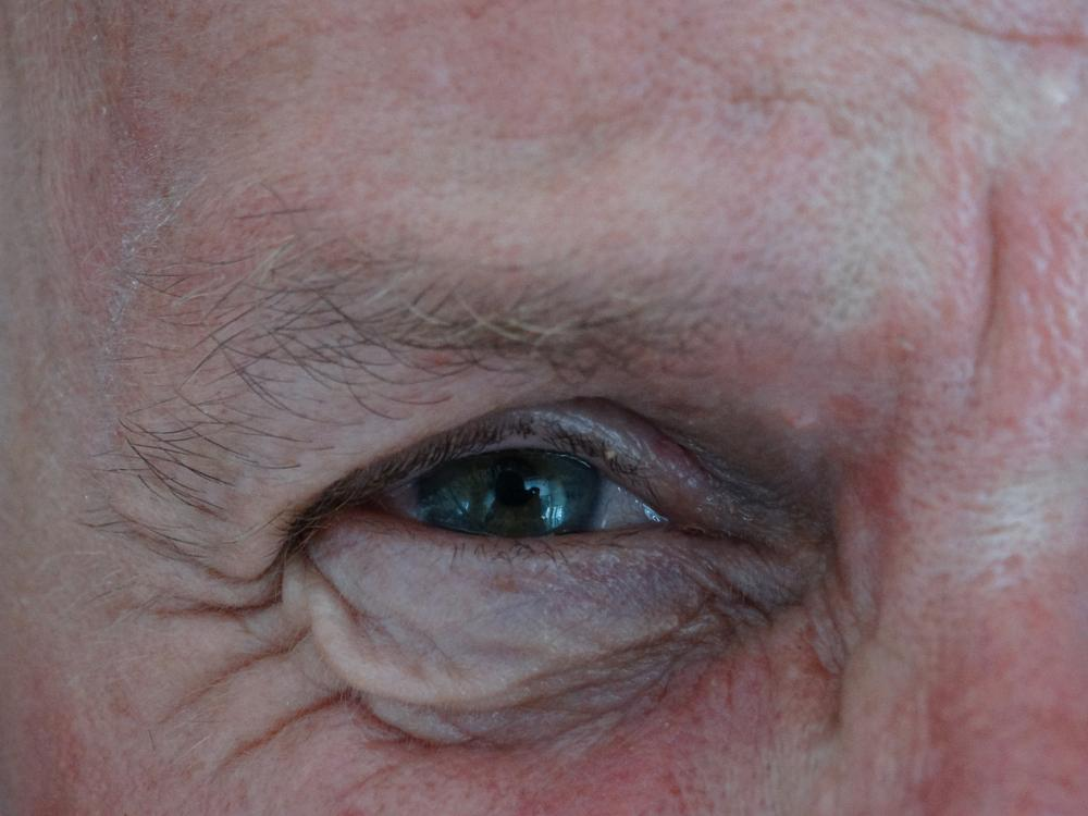 Photo in People #eye #close-up