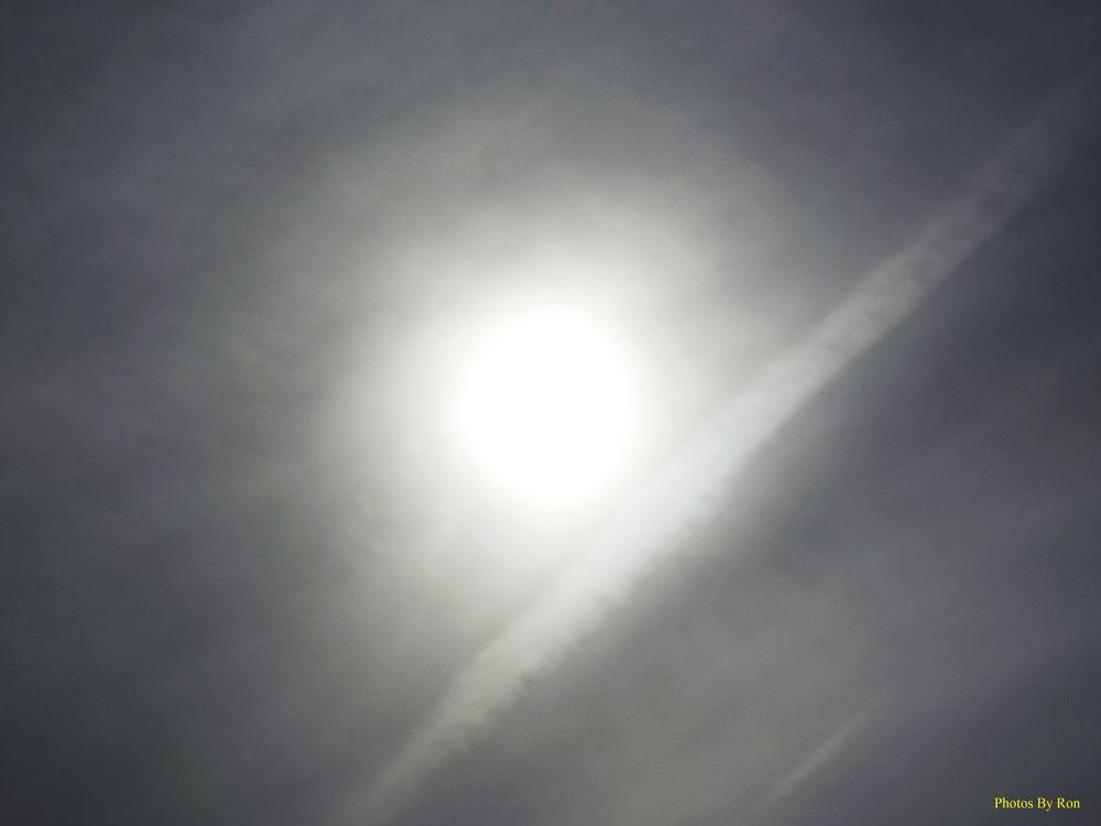 Photo in Nature #sky #clouds #sun #random shots