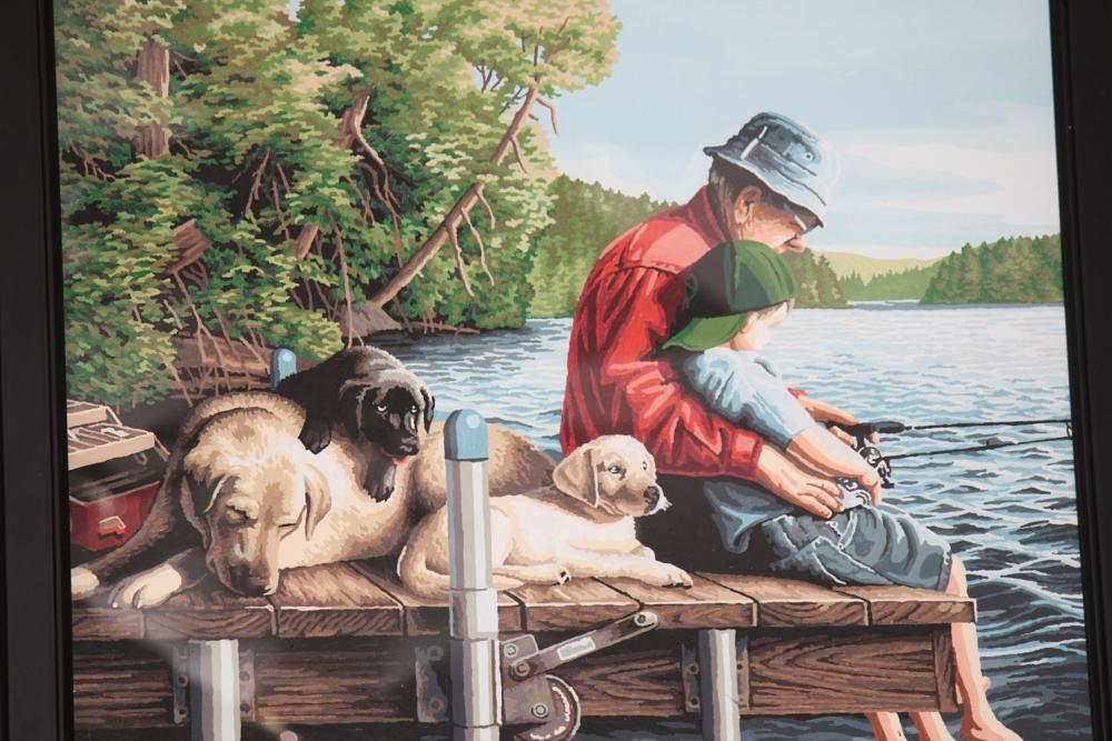 Photo in Fine Art #painting #daddy #treasure #memories