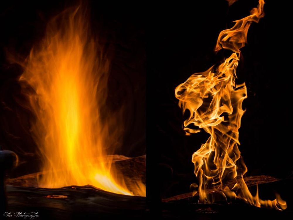 Photo in Abstract #ypas2013 #fire #volcano #flame #red #test #burnin #hot