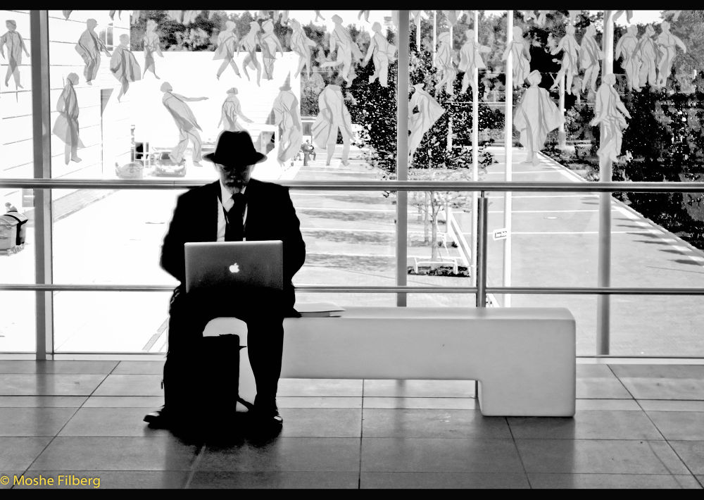 Photo in Street Photography #black & white