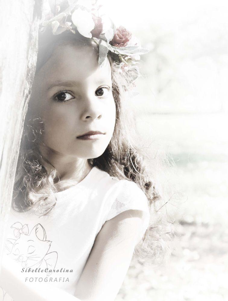 Photo in Portrait #criança #arte #menina #beautiful