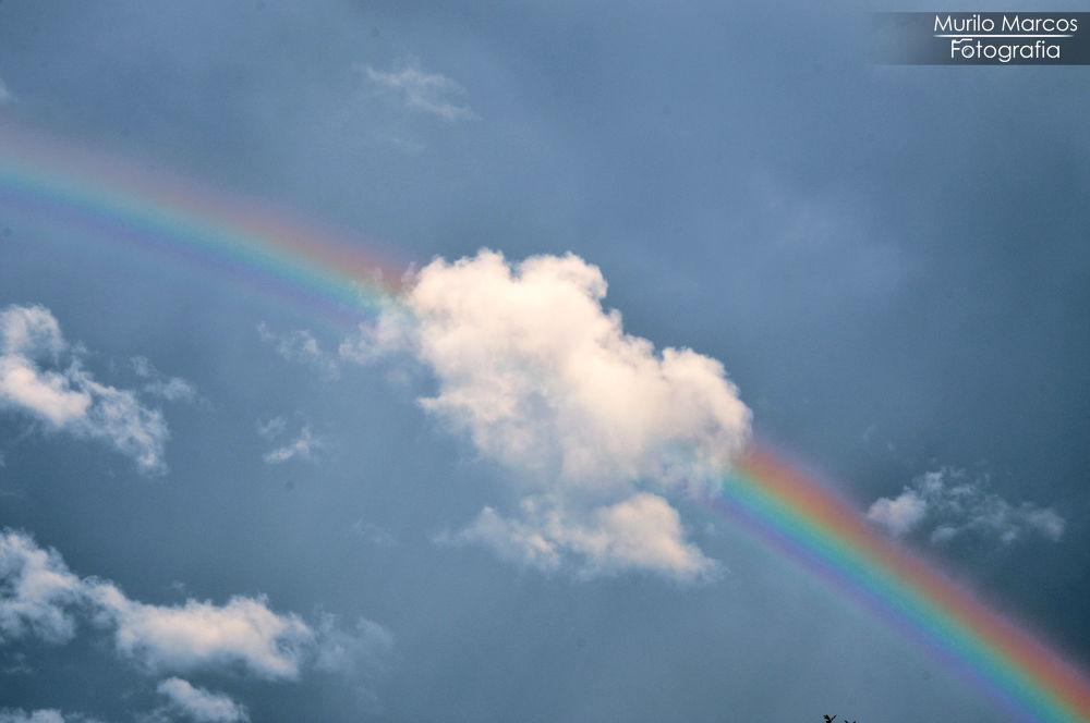 Photo in Random #ypa2013 #murilomarcosfotografia #rainbow #brasil #arcoiris #sky #wonderful