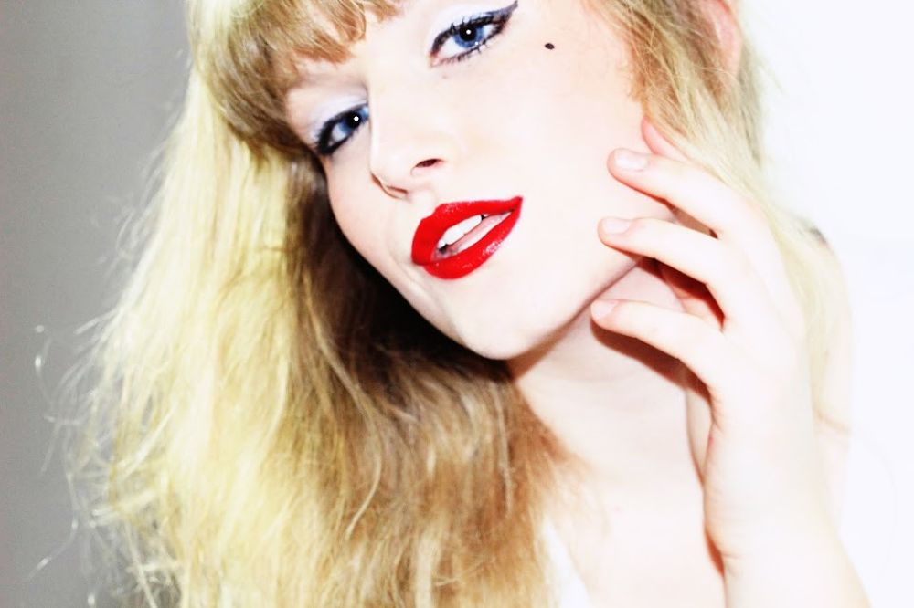 Photo in Random #lips #makeup #fashion #glamour #beauty #monroe #inspire #eyeliner #60's #style