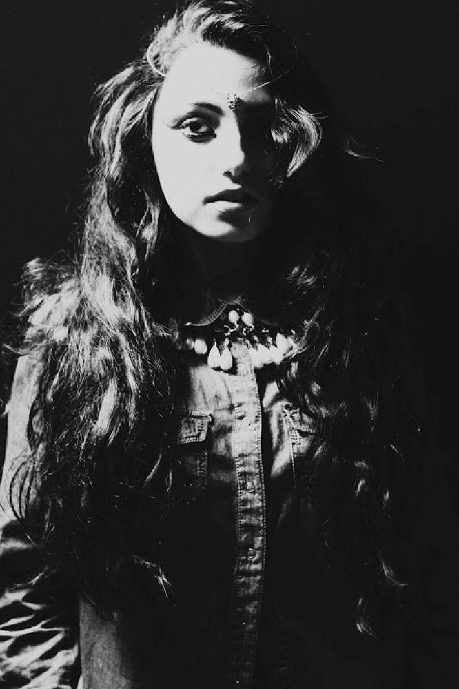 Photo in Black and White #portrait #glamour #fashion #retro