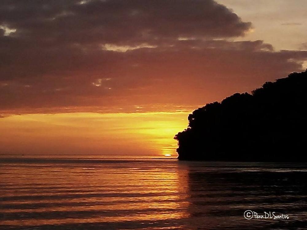 Photo in Landscape #sunset #dakak #philippines