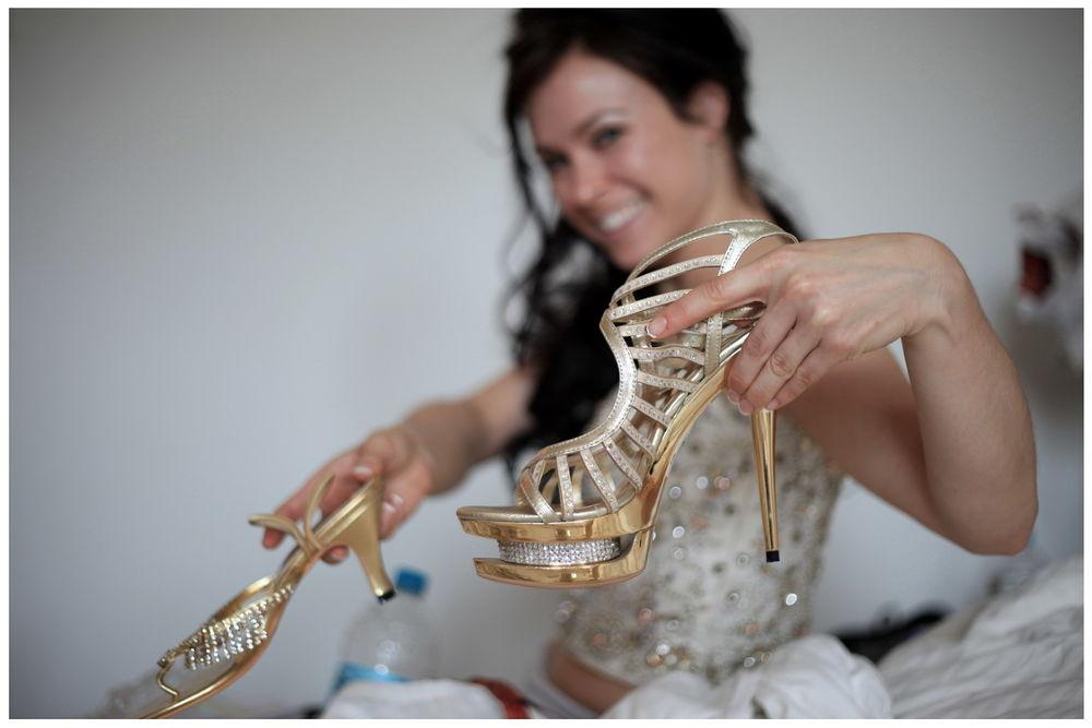Photo in Wedding #bridal #wedding #make up #candid #bride