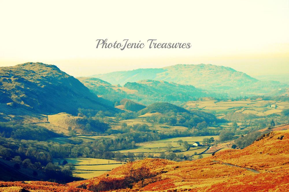 Photo in Landscape #landscape #valley #fells #photojenic #treasures #classic #hills #cumbria #lake district #england #united kingdom
