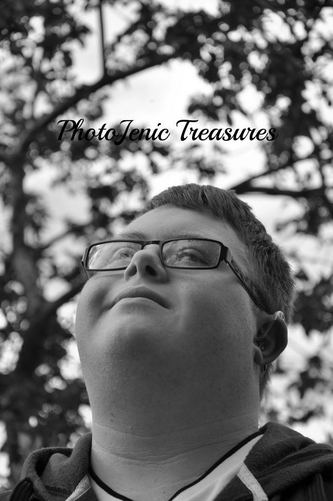 Photo in Portrait #black and white #portrait #photojenic #treasures