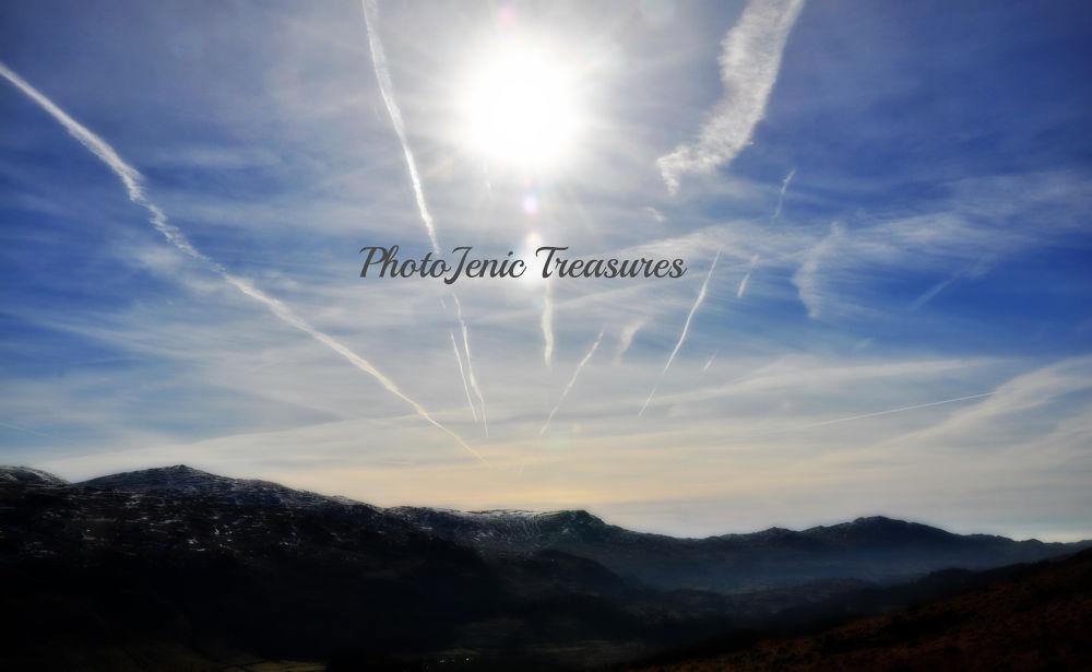 Photo in Landscape #landscape #sky #photojenic #treasures #hills #valley #cumbria #fells #lake district #shadow #flight #path