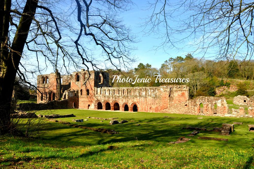 Photo in Architecture #furness #abbey #barrow #photojenic #treasures #landscape #cumbria #lake district