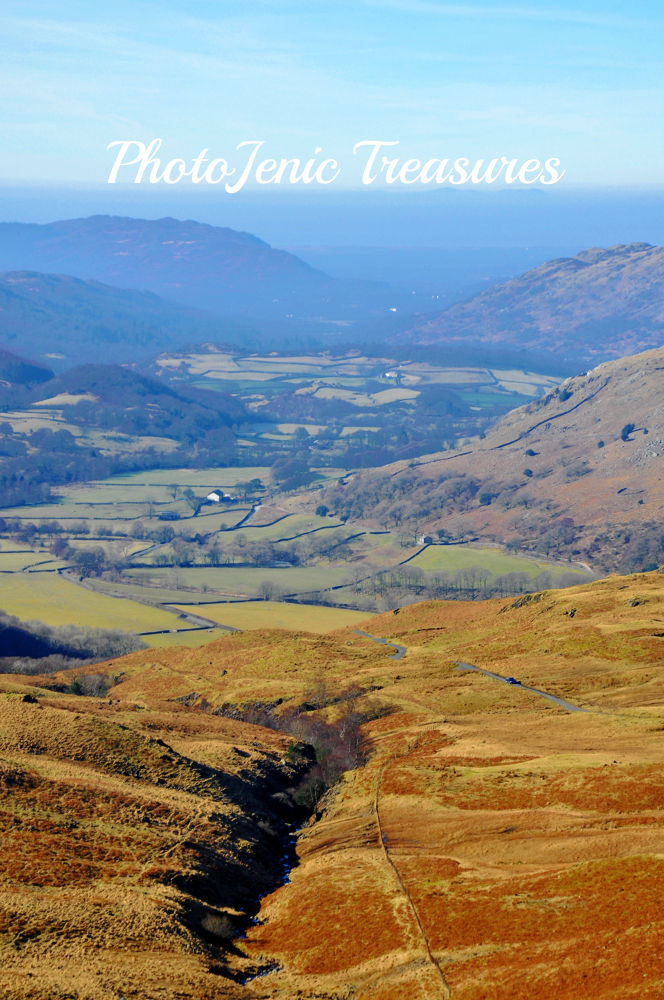Photo in Landscape #dip #valley #fells #cumbria #landscape #photojenic #treasures #country #side #lake district