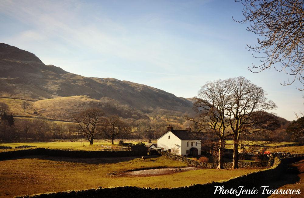 Photo in Landscape #landscape #farm #house #country side #photojenic treasures