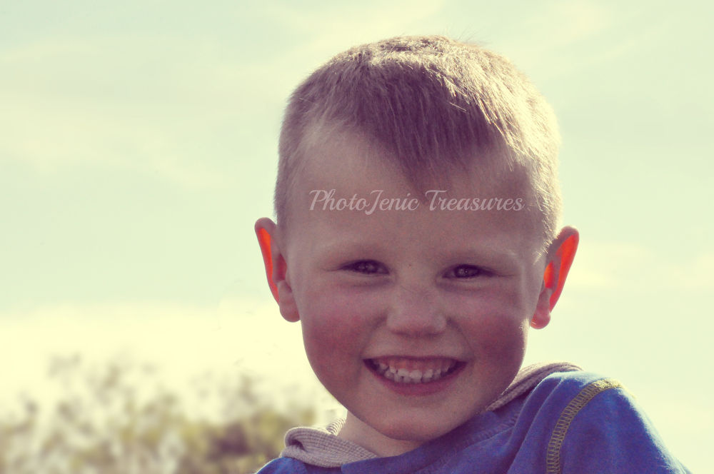 Photo in Portrait #portrait #boy #smile #happy #natural #photojenic treasures