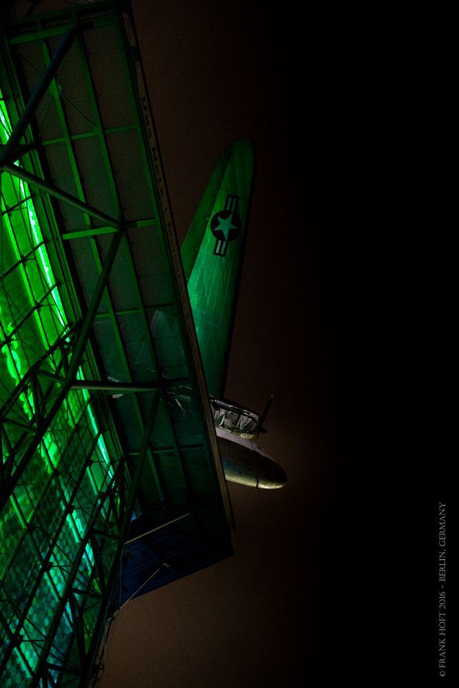 Photo in Random #technik #museum #berlin #germany #night