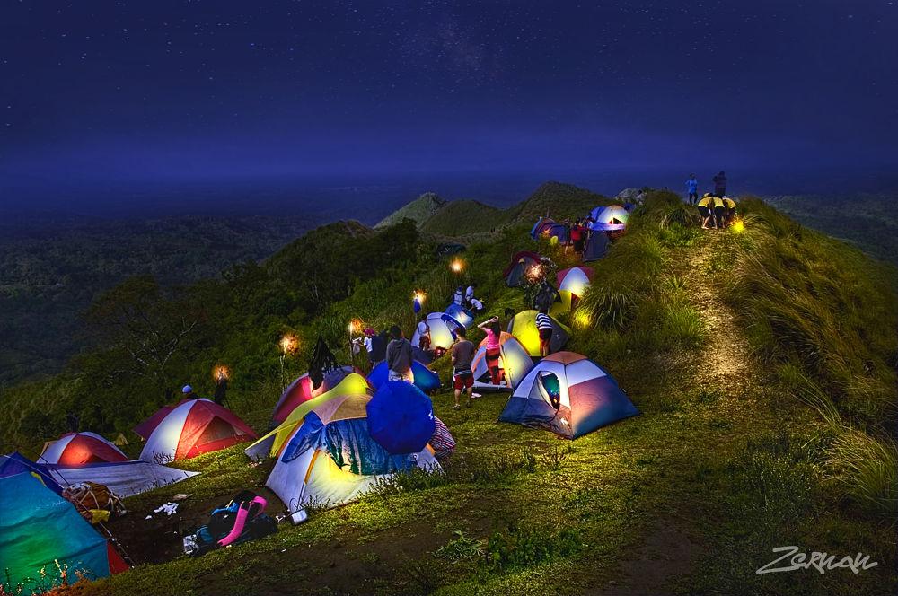 Photo in Landscape #mt batulao #batulao #mount batulao #mt batulao batangas #zernan mataya #funtastic philippines #funatastic philippines winning #camp site #mountain #mountain climbing