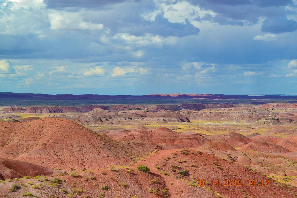 Photo in Landscape #landscape #deserts #painted desert #nature #adelaide.brownhay.1