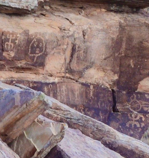 Photo in Landscape #landscape #anasazi #pueblo #petroglyphs #deserts #ruins #ancient #arizona