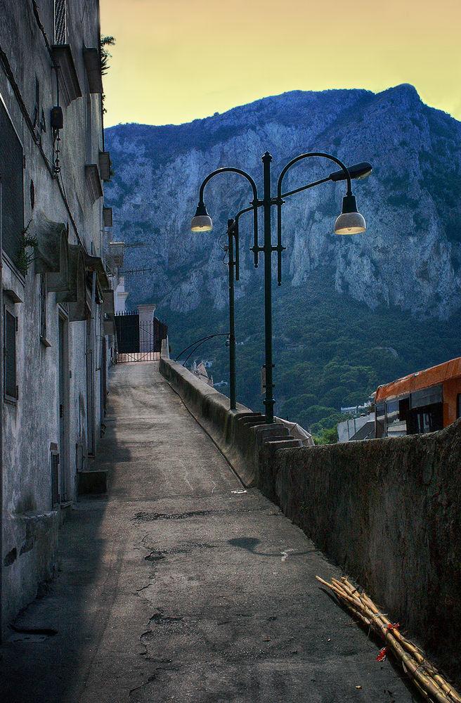 Photo in Travel #utcakép turista capri