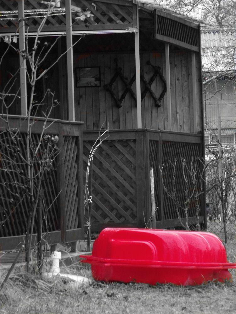 Photo in Abstract #piros #tájkép #abraszkt