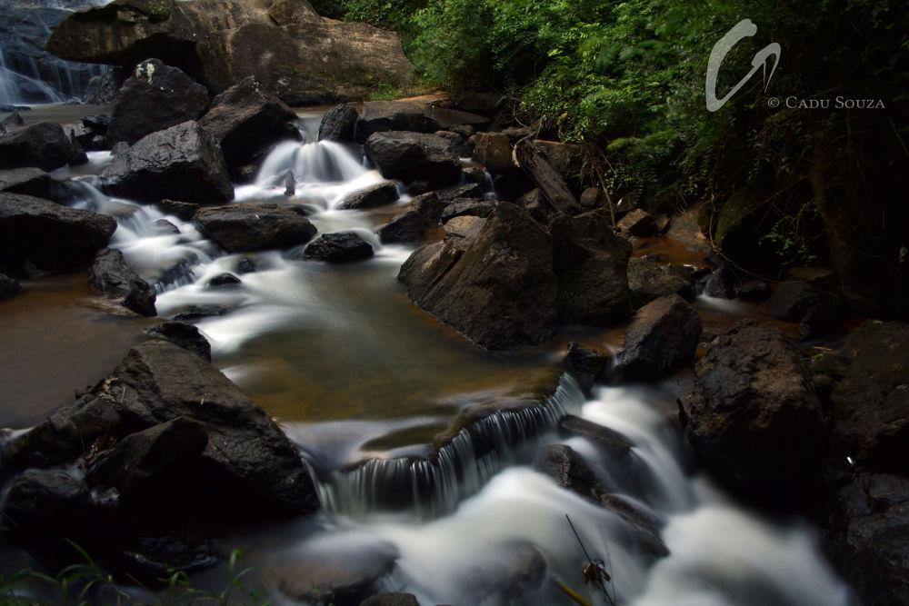 Photo in Nature #waterfall