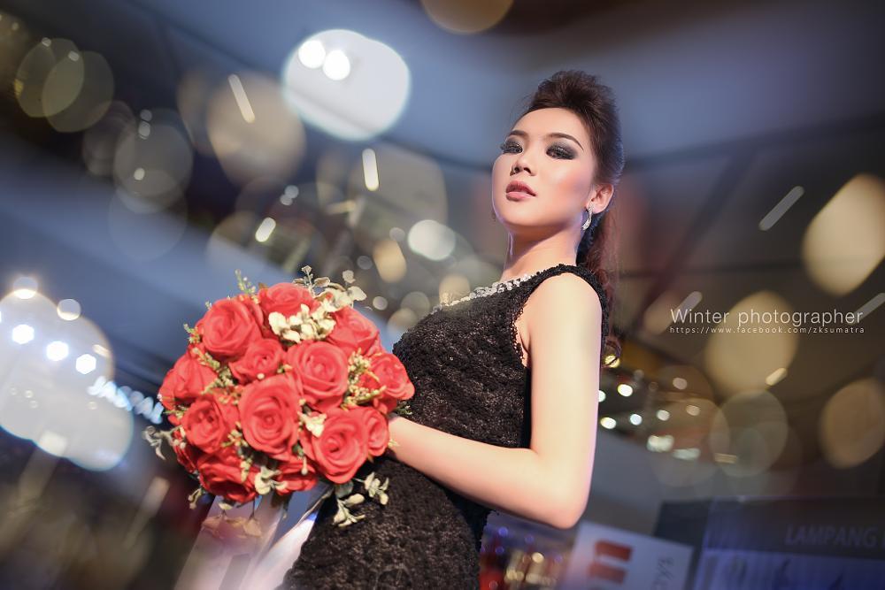 Photo in Portrait #canon #thailand #lampang #event #portrait