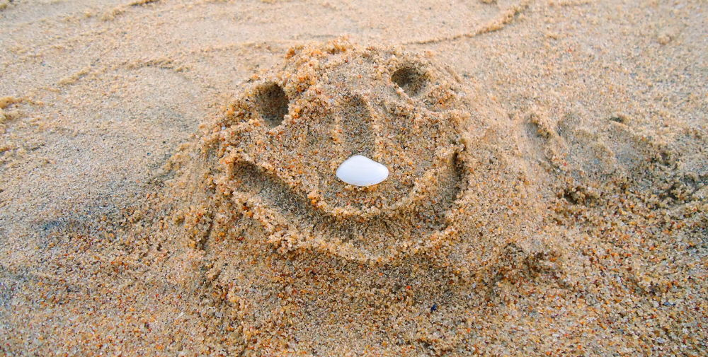 Photo in Sea and Sand #smiles #sea shore #shells