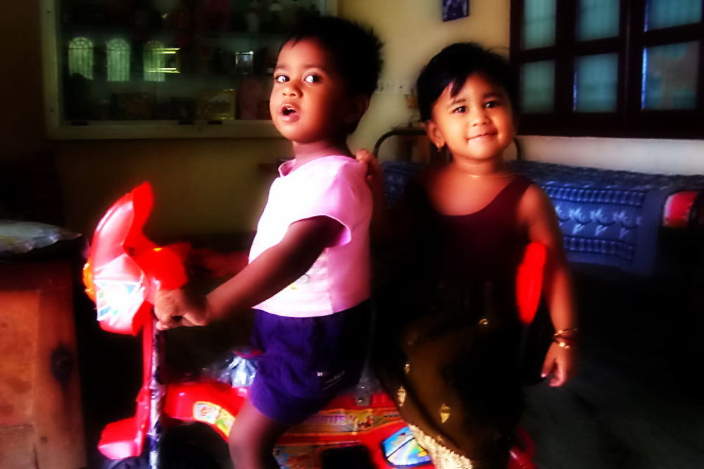Photo in Family #children #ride #babies #love