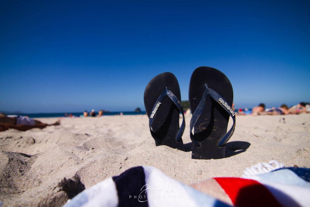 Photo in Sea and Sand #summer #summertime #jandels #sandel #beach #beach towel #towel #sand #ocean #water #waves #people #sunbath #ypa2013