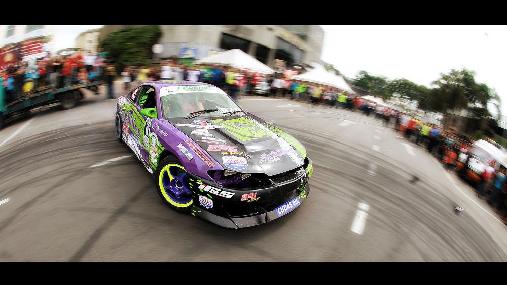 Photo in Random #canon #6d #15mm #fisheye #drift #sport #car #automobil #racing #race #drifting #pan #panning