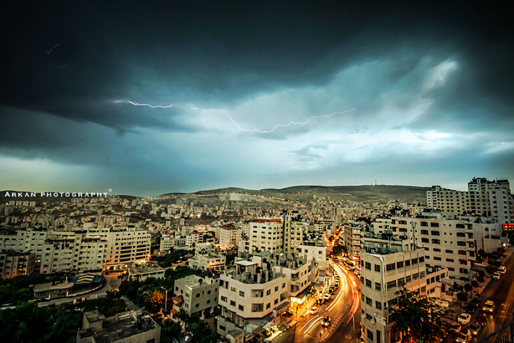 Photo in Landscape #nablus
