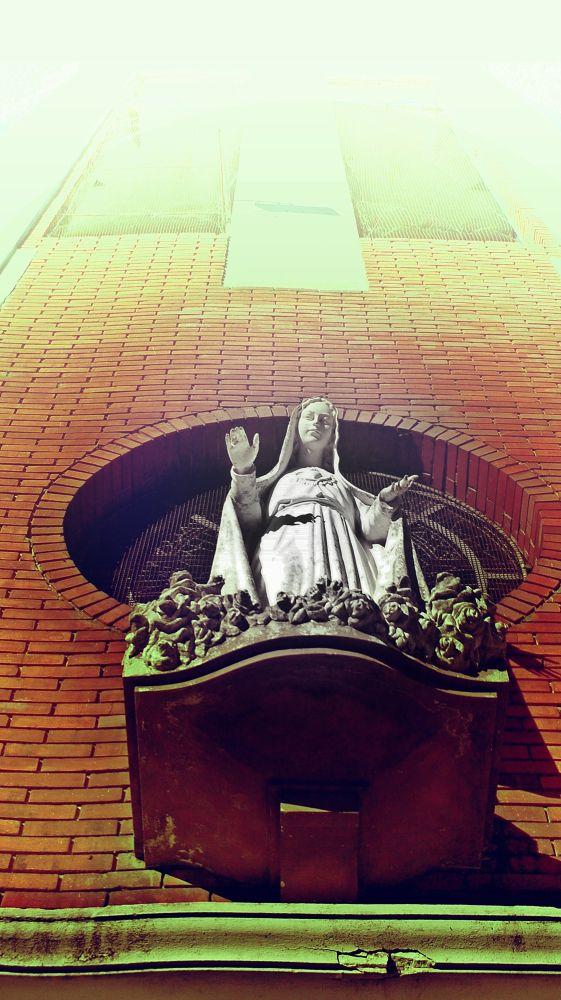 Photo in Random #uruguay #montevideo #abstract #religion