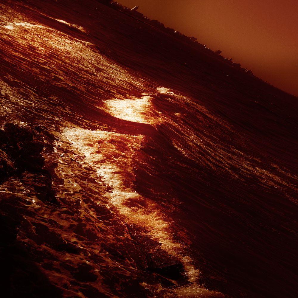 Photo in Random #uruguay #montevideo #abstract #sea #river #water