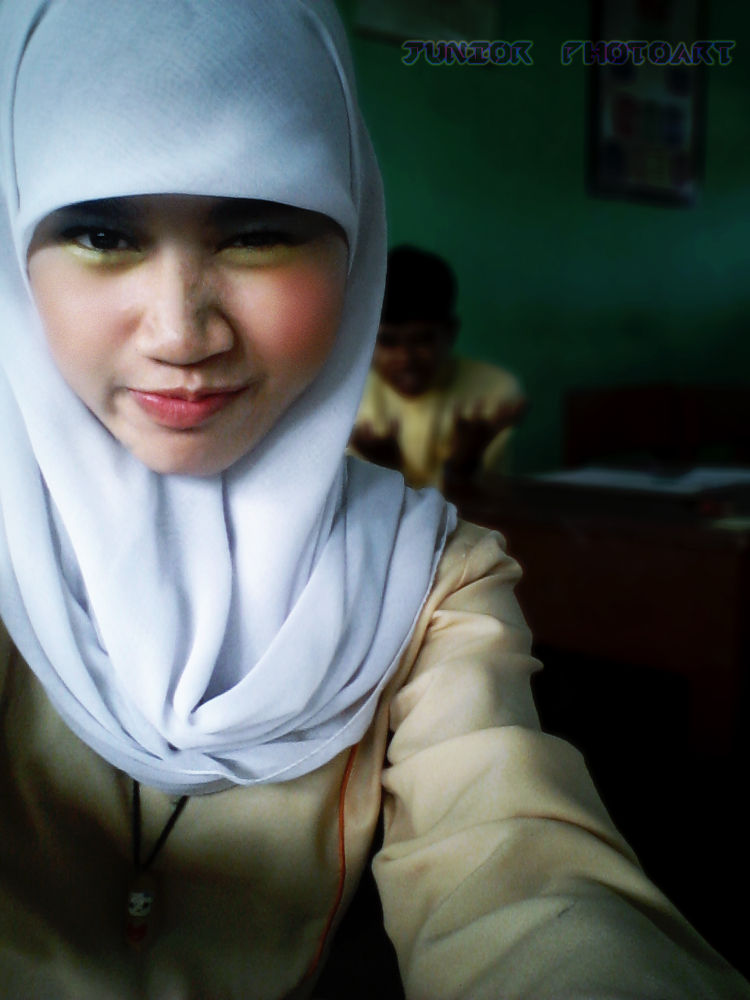 Photo in Portrait #nurhayati syafmi