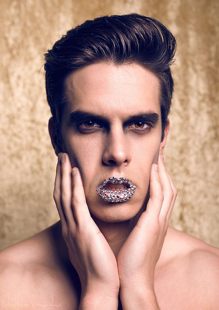 Photo in Fashion #ypa2013 #beauty #fashion #men #cristina gonzalez #portrait