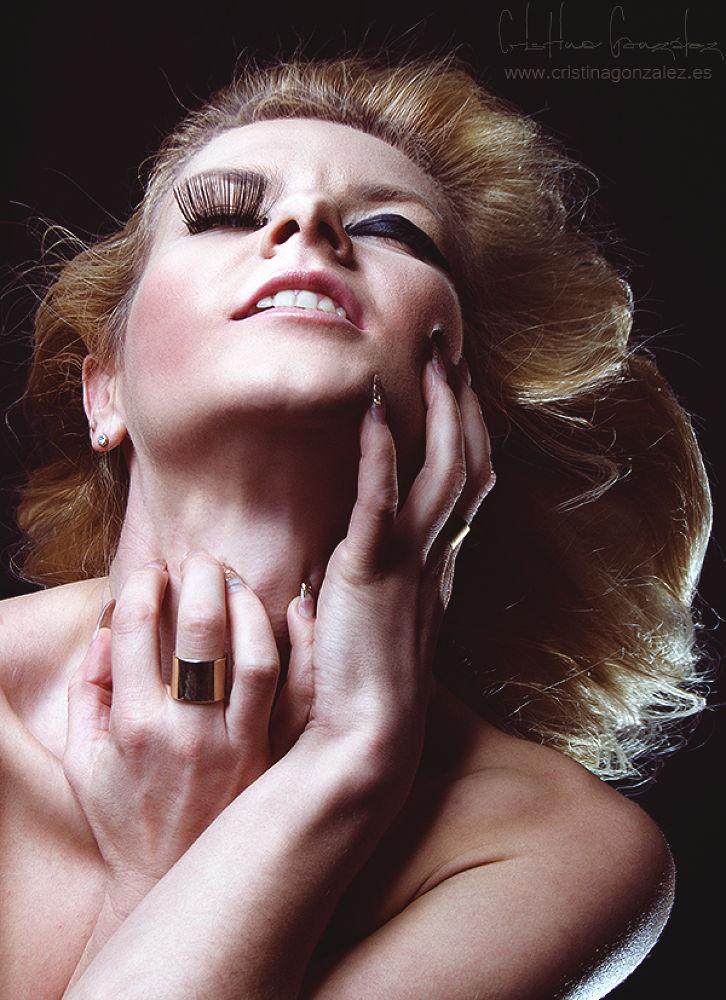 Photo in Fashion #ypa2013 #beauty #fashion #portrait #dark beauty #thrill #cristina gonzalez