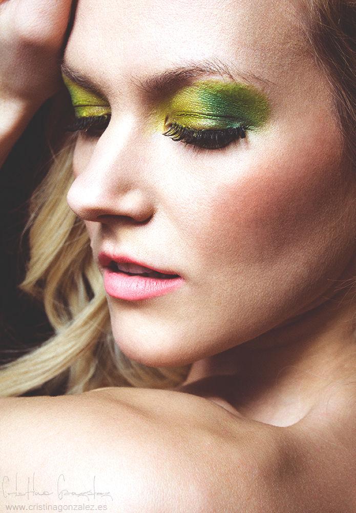 Photo in Fashion #beauty #lima #cristina gonzalez #portrait #fashion