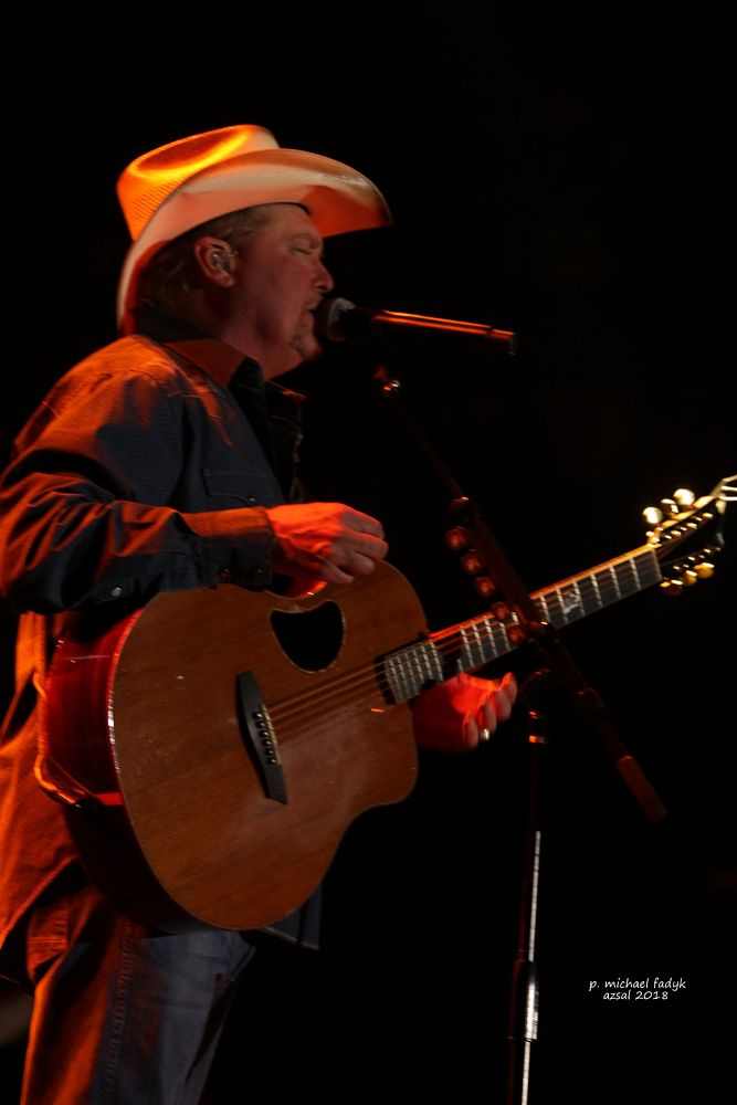 Photo in Concert #concerts #concert photography #on stage #photography #tracy lawrence #country music #music