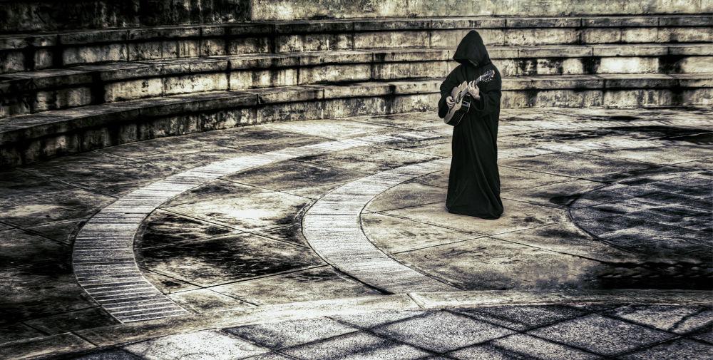 Photo in Fine Art #ypa2013 #dark #dramatic