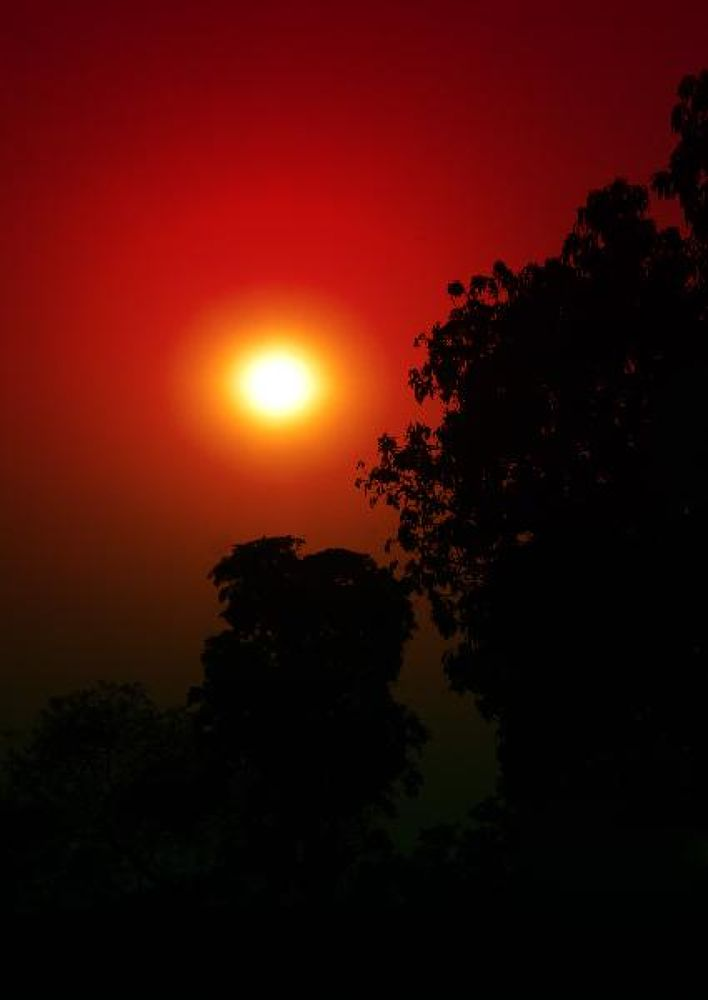 Photo in Random #jagdish #sunset #singh #jag #photographer #photograph