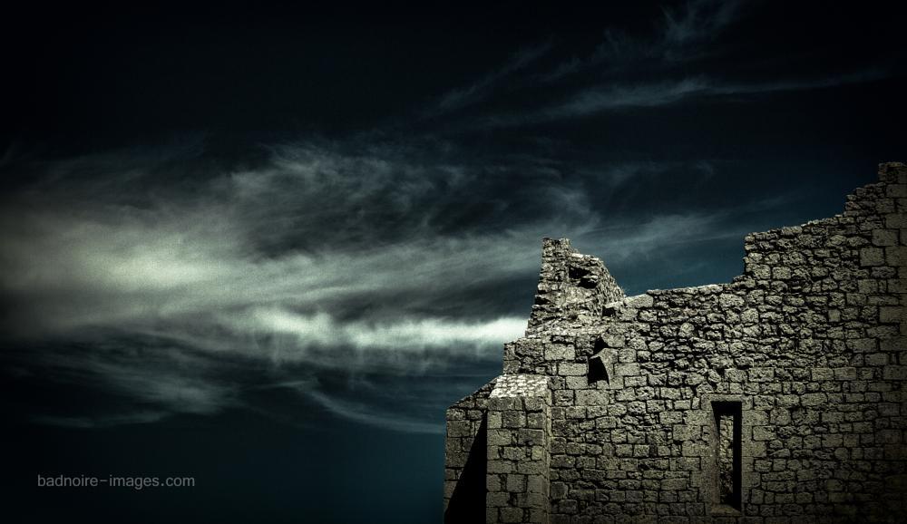 Photo in Random #ruins #castles #medieval #history #sky