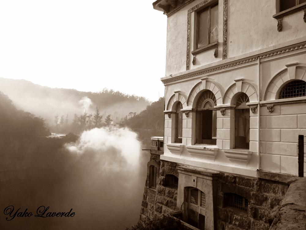Photo in Landscape #salto del tequendama