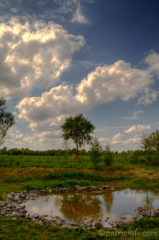 Photo in Landscape #clouds #landscape #hdr