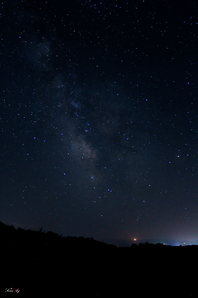 Photo in Astrophotography #milky way #stars #sky #space #night