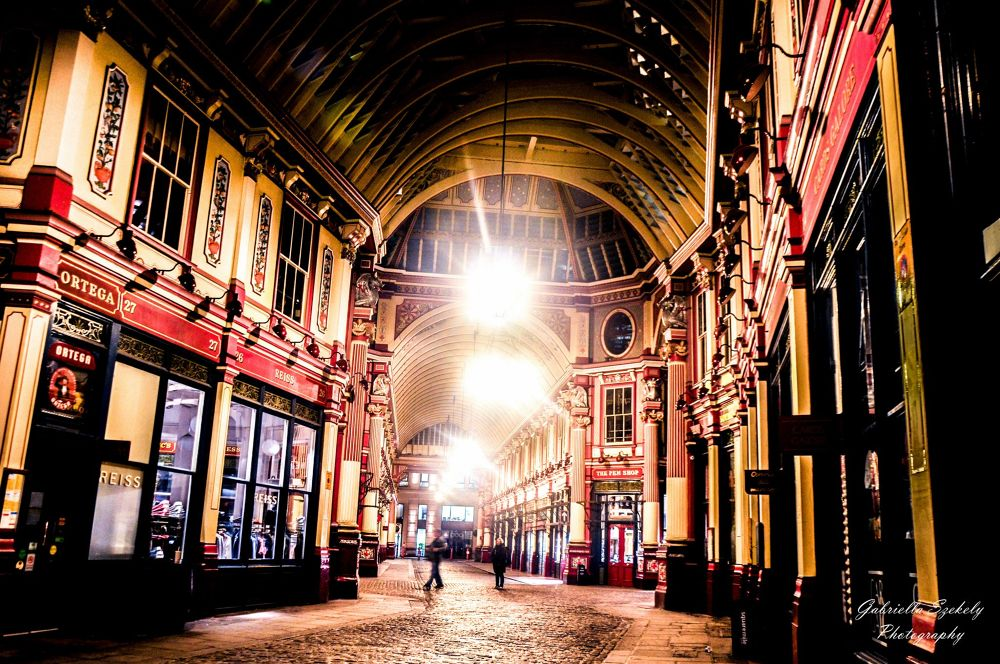 Photo in Architecture #london #markets #tourism #night photography #architecture #uk #united kingdom #film location #harry potter
