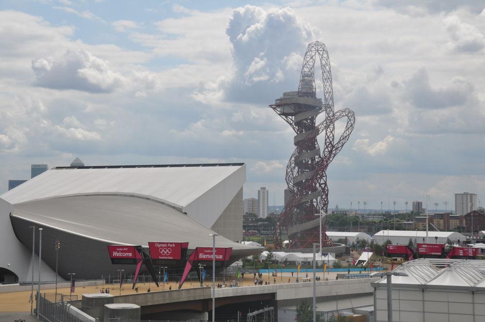 Photo in Random #olympic stadium #london