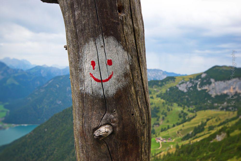 Photo in Journalism #hiking #travel #nature #tree #sky #clouds #nikon #landscape #publicity #klaus.deischl #autumn #lake #mountain
