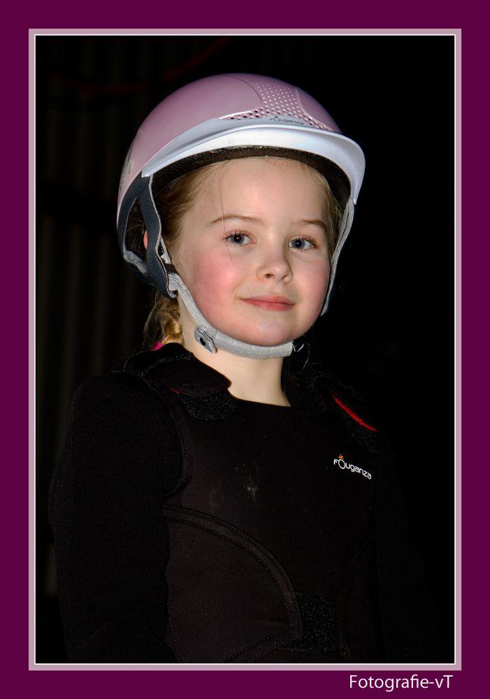Photo in Family #paardrijden  kleindochter