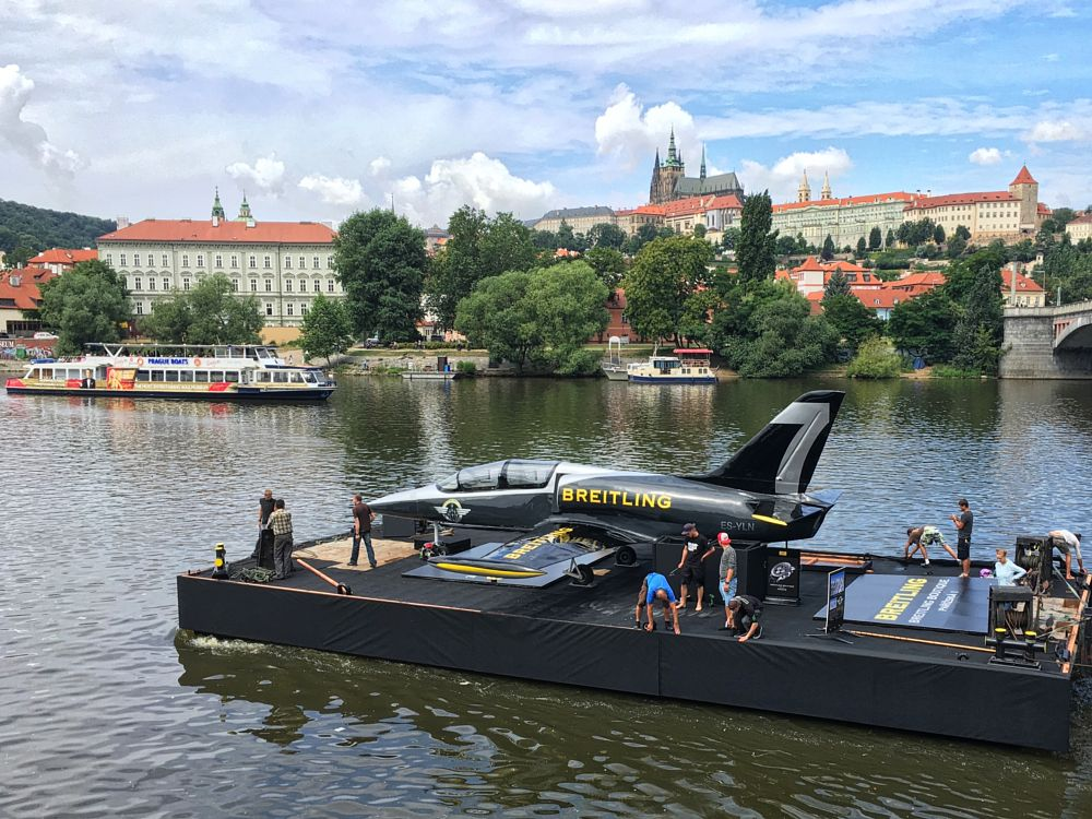 Photo in Cityscape #vltava #river #prague #czech